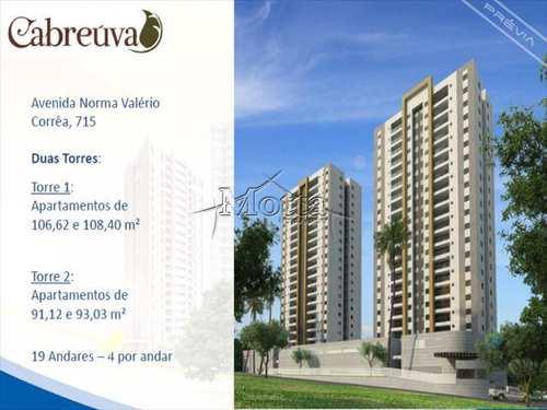 Apartamento, código 750 em Ribeirão Preto, bairro Jardim Botânico