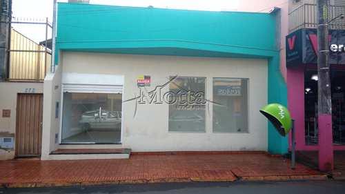 Sala Comercial, código 715 em Cravinhos, bairro Itapuã
