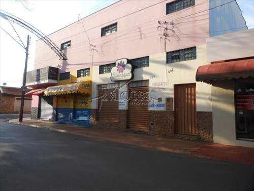 Galpão, código 688 em Cravinhos, bairro Jardim João Berbel II