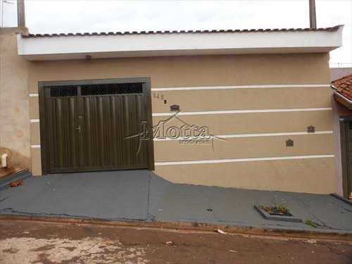Casa, código 684 em Cravinhos, bairro Jardim Santana