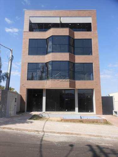 Sala Comercial, código 663 em Cravinhos, bairro Jardim das Acácias