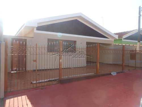 Casa, código 654 em Cravinhos, bairro Bela Vista
