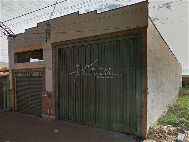 Galpão em Cravinhos, bairro Conjunto Habitacional Francisco Cas