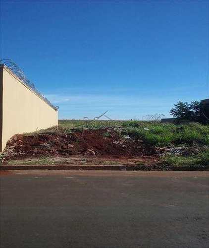 Terreno, código 643 em Cravinhos, bairro Jardim Alvorada