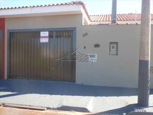 Casa, código 616 em Cravinhos, bairro Jardim Botanico