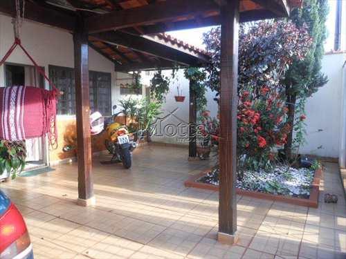 Casa, código 614 em Cravinhos, bairro Jardim das Acácias
