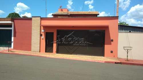 Casa, código 608 em Cravinhos, bairro Jardim Independência