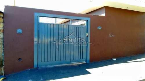Casa, código 601 em Cravinhos, bairro Jardim Santana