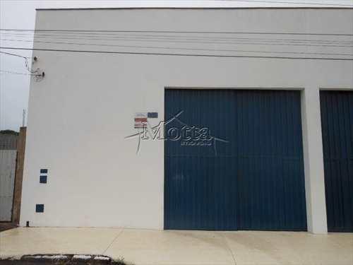 Galpão, código 595 em Cravinhos, bairro Vila Pio XII