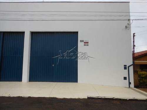 Galpão, código 594 em Cravinhos, bairro Vila Pio XII