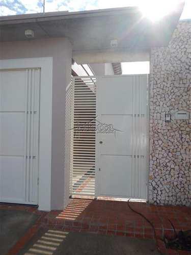 Casa, código 553 em Cravinhos, bairro Jardim das Acácias