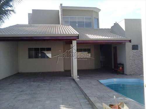 Casa, código 541 em Cravinhos, bairro Jardim das Acácias
