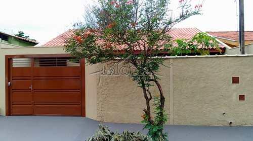 Casa, código 633 em Cravinhos, bairro Jardim das Acácias