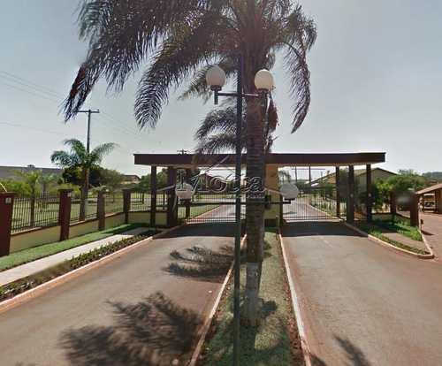 Terreno, código 490 em Cravinhos, bairro Condominio Ana Carolina