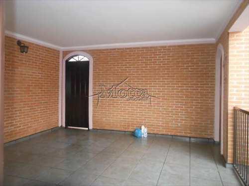 Casa, código 489 em Cravinhos, bairro Jardim Alvorada