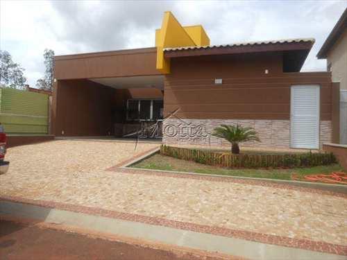 Casa, código 487 em Cravinhos, bairro Acacias Village