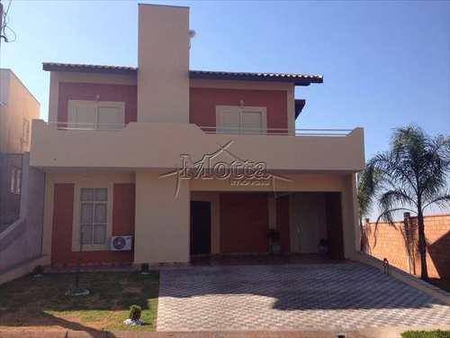 Casa, código 470 em Cravinhos, bairro Acacias Village
