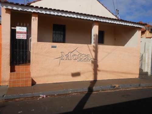 Casa, código 456 em Cravinhos, bairro Centro