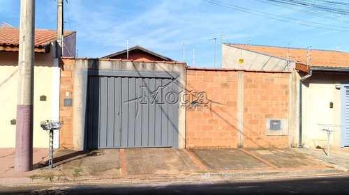 Casa, código 446 em Cravinhos, bairro Jardim Alvorada