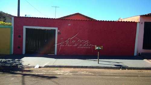 Casa, código 416 em Cravinhos, bairro Conjunto Habitacional Francisco Castilho