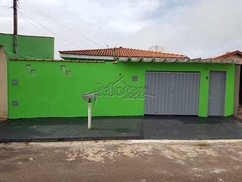Casa, código 372 em Cravinhos, bairro Joao Berbel II