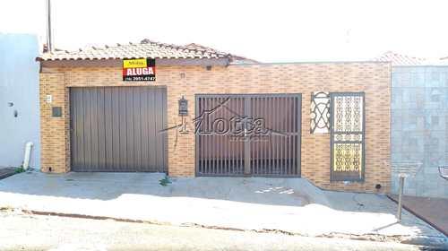 Casa, código 344 em Cravinhos, bairro Jardim Alvorada