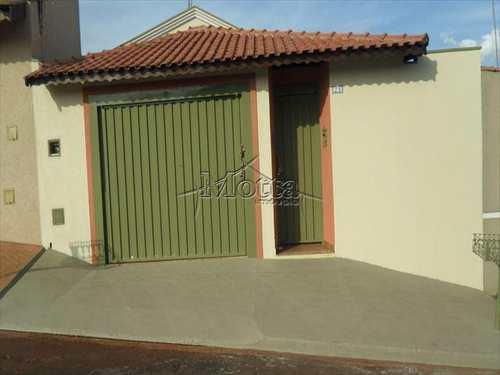 Casa, código 312 em Cravinhos, bairro Jardim Alvorada