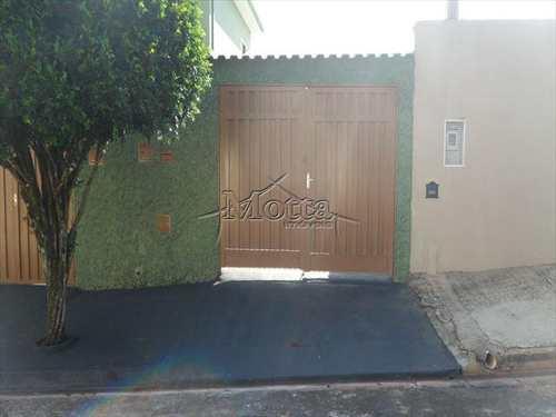 Casa, código 309 em Cravinhos, bairro Jardim das Acácias