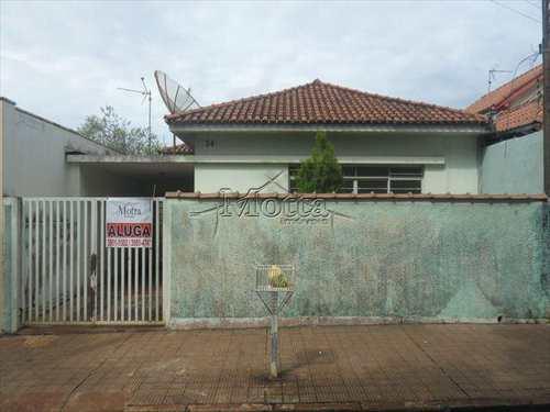 Casa, código 272 em Cravinhos, bairro Centro