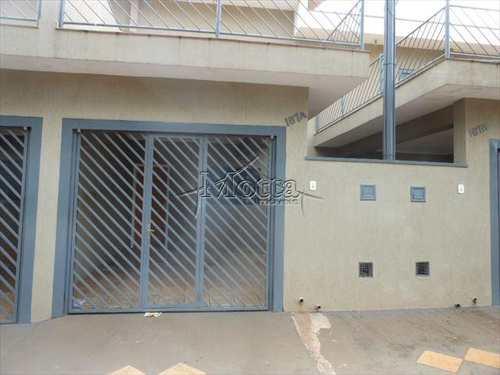 Casa, código 237 em Cravinhos, bairro Centro