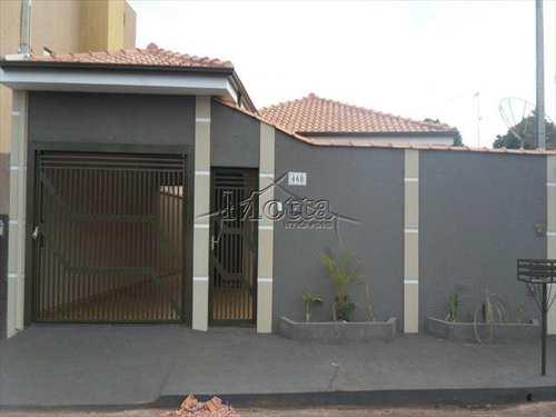 Casa, código 226 em Cravinhos, bairro Jardim Primavera