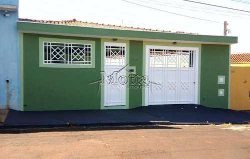 Casa, código 218 em Cravinhos, bairro Jardim Alvorada