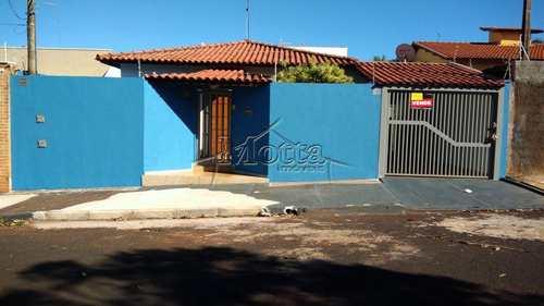 Casa, código 204 em Cravinhos, bairro Jardim das Acácias