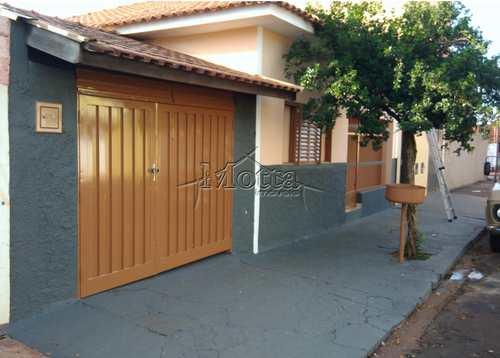 Casa, código 200 em Cravinhos, bairro Jardim Bela Vista