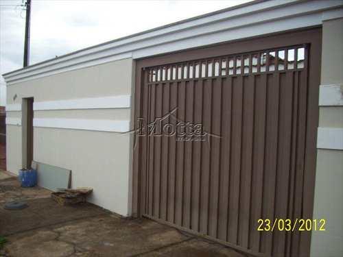 Casa, código 169 em Cravinhos, bairro Vila Cláudia