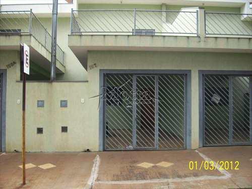 Casa, código 162 em Cravinhos, bairro Centro