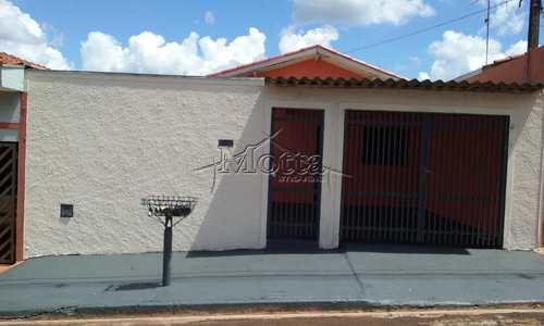 Casa, código 158 em Cravinhos, bairro Jardim Alvorada