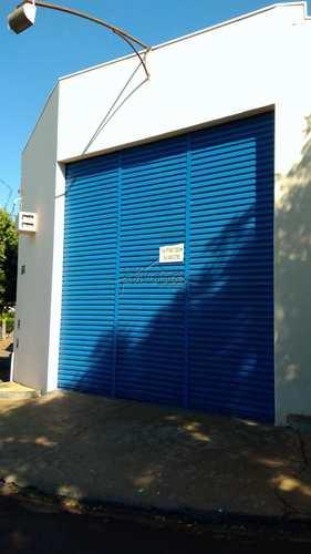 Galpão, código 132 em Cravinhos, bairro Jardim Alvorada