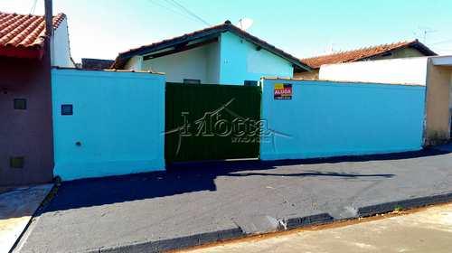 Casa, código 457 em Cravinhos, bairro Jardim Itamarati