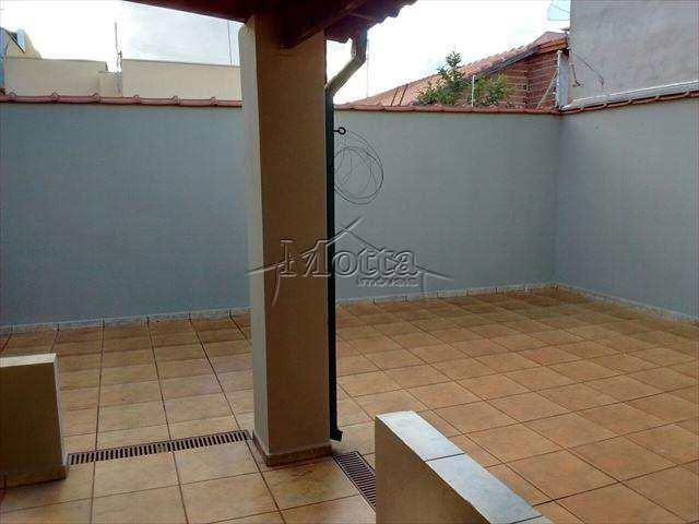 Casa em Cravinhos, bairro Jardim Santa Cruz