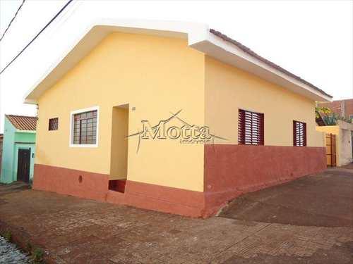 Casa, código 79 em Cravinhos, bairro Centro