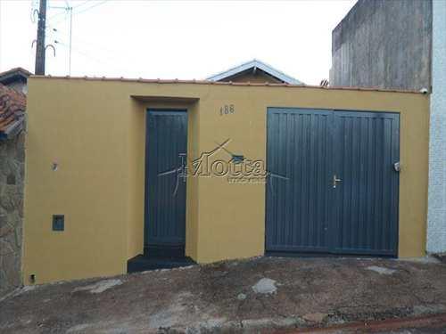 Casa, código 57 em Cravinhos, bairro Jardim Alvorada