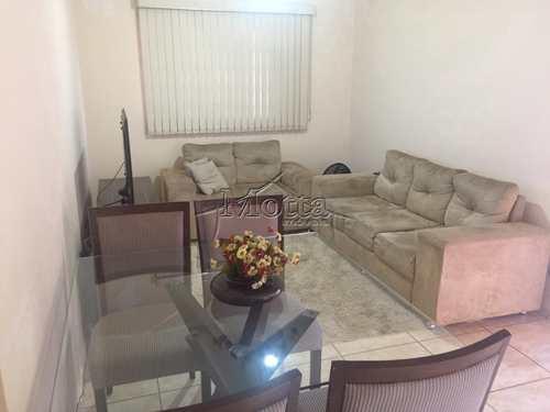 Casa, código 25 em Cravinhos, bairro Jardim Santa Cruz