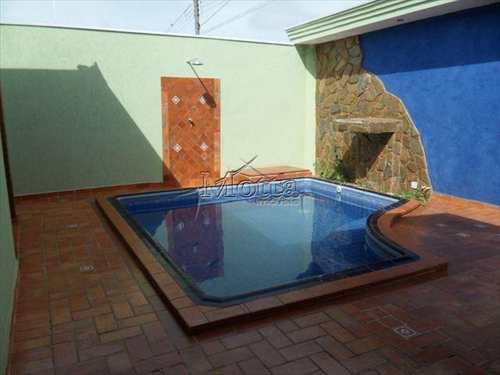 Casa, código 21 em Cravinhos, bairro Jardim das Acácias