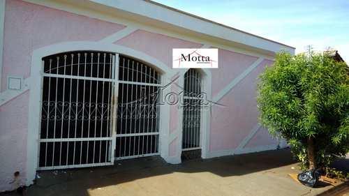 Casa, código 780 em Cravinhos, bairro Joao Berbel