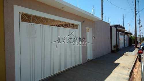 Casa, código 810 em Cravinhos, bairro Jardim das Acácias