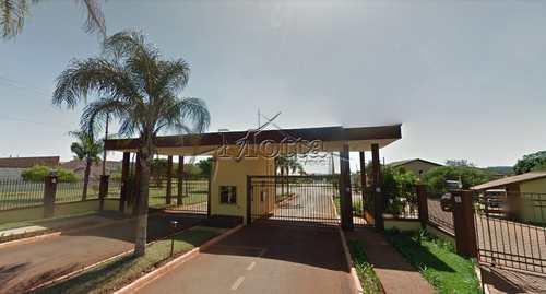 Terreno de Condomínio, código 833 em Cravinhos, bairro Ana Carolina