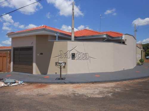 Casa, código 835 em Cravinhos, bairro Santa Cruz