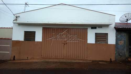 Galpão, código 837 em Cravinhos, bairro Sumare