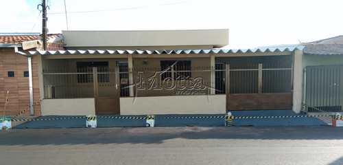 Casa, código 838 em Cravinhos, bairro Bela Vista